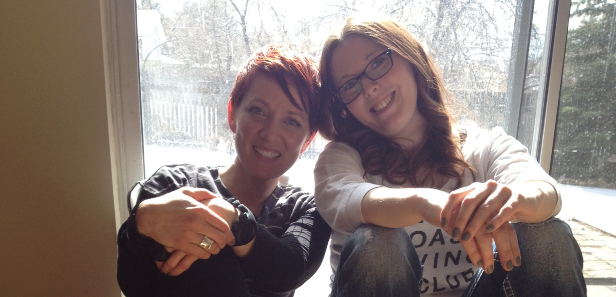 Sarah&Mel